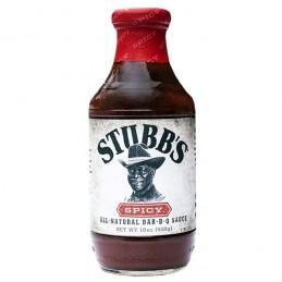 Stubbs Spicy BBQ-Sauce