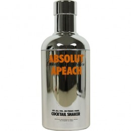 Absolut Apeach Cocktail Shaker