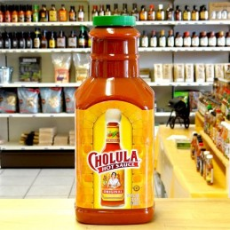 Cholula Hot Sauce - Hier in...