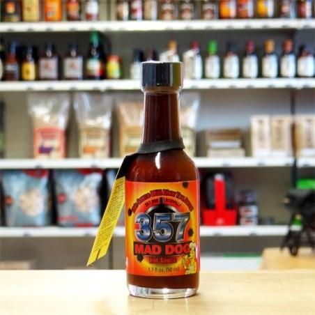 Mad Dog 357 Mini Hot Sauce