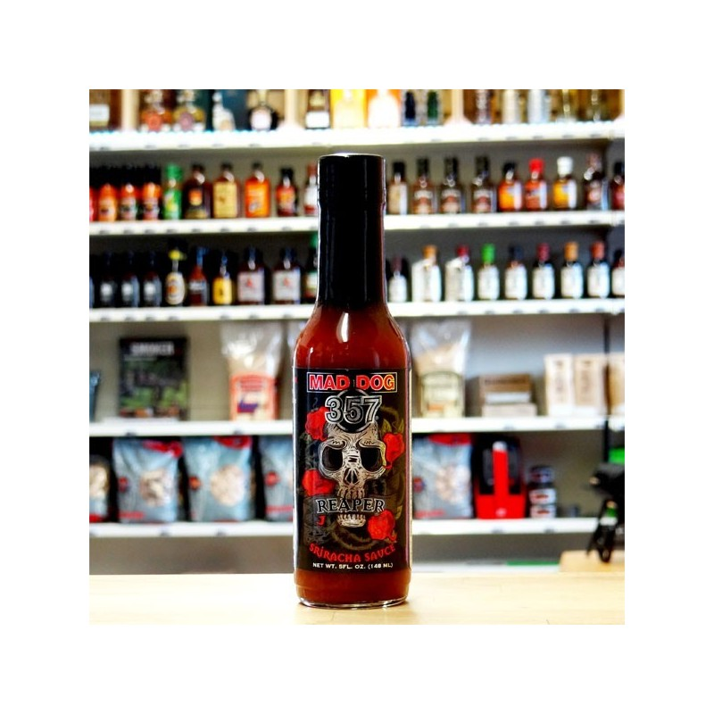 Mad Dog 357 Reaper Sriracha Sauce