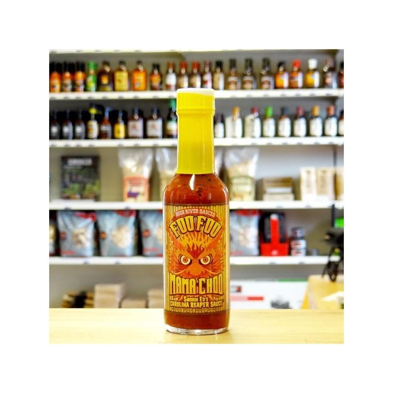 Foo Foo Mama Choo Hot Sauce