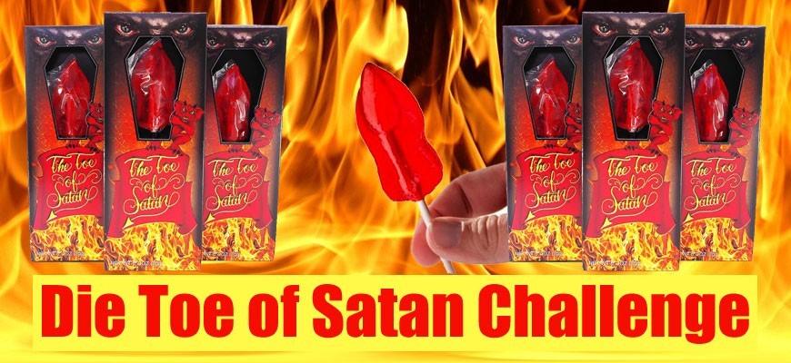 Toe of Satan Challange